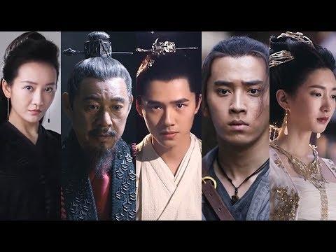 看片必备《九州缥缈录》最全人物关系分析!