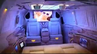 DOKTORVİP V250 VIP дизайн araç dizayn oto vip dizayn decoration istanbul