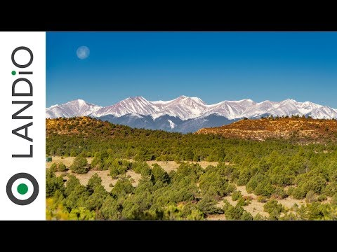SOLD : Land For Sale ⛰️ 39.71 Acre Wooded Mountain Homesite near Trinidad, Colorado & Pubic Land