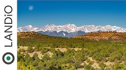 SOLD : Land For Sale  39.71 Acre Wooded Mountain Homesite near Trinidad, Colorado & Pubic Land