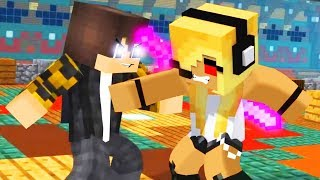 animation minecraft