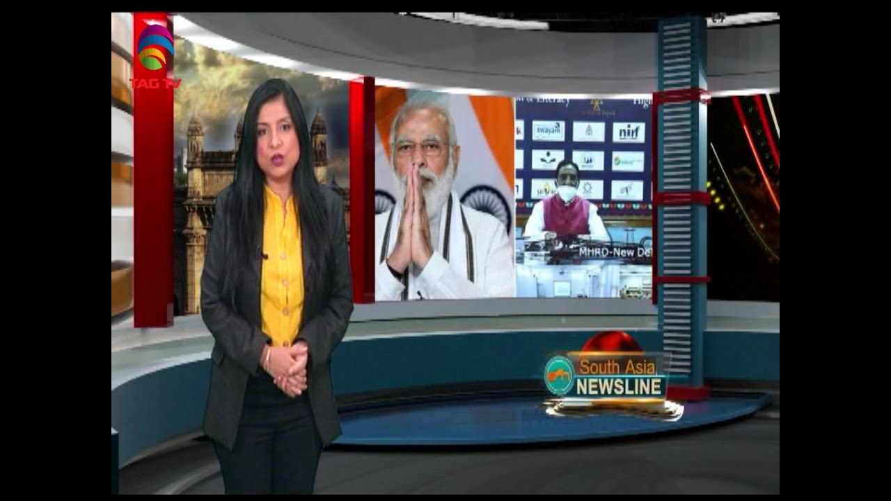 'New Education Policy will be a foundation of India-PM Modi-South Asia News August 7 @TAG TV