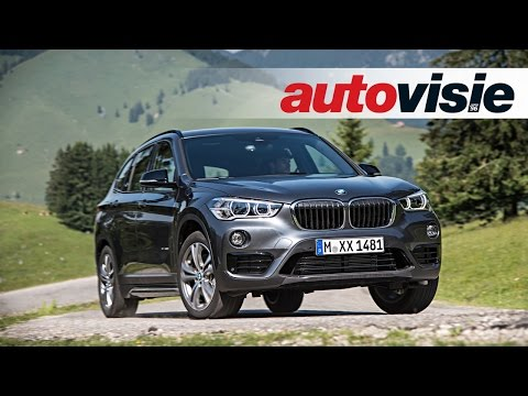 BMW X1 (2015) - review by Autovisie TV