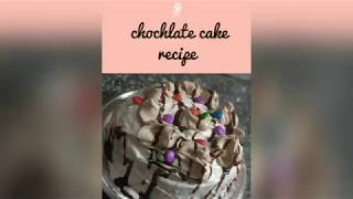 Yummy delicious  chochlate cake 🥧🥧||Easy to make ||chocolicious Nd delicious  homemade cake