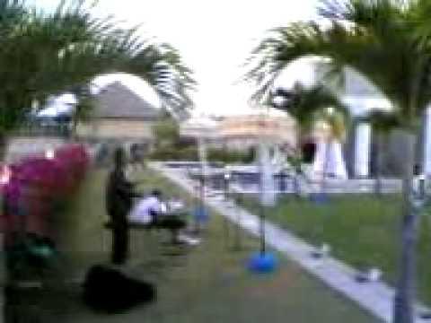 Ocean Blue Hotel Bali Garden Wedding Youtube