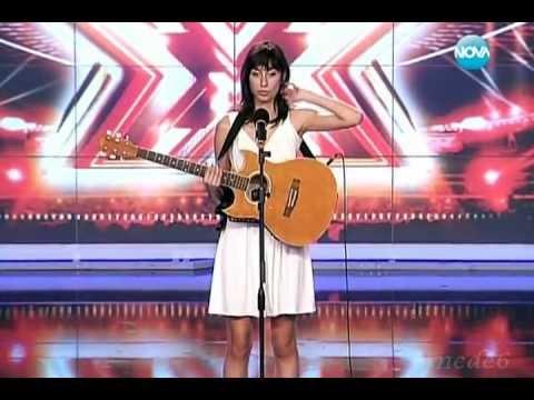 Jessie J - Price Tag / Stela Petrova X-Factor BG
