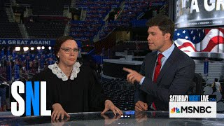 weekend update ruth bader ginsburg at the rnc snl