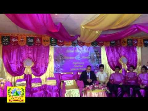 Nunungan NIO Wedding Mansour & Noraisa Full Episode