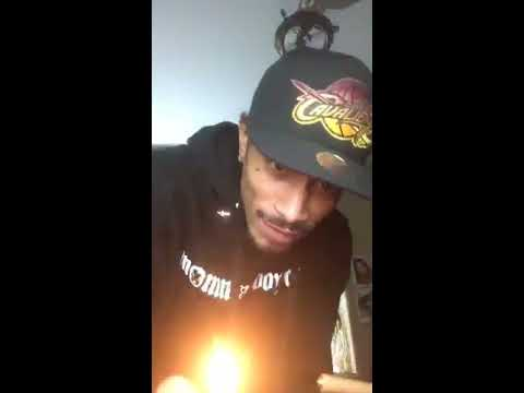 Layzie Bone Chillin' At Home Live on Periscope Part 3/4