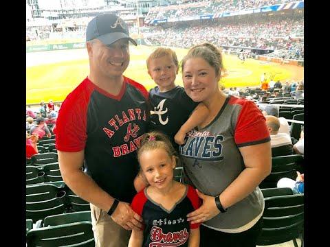 Braves Game Fun - June 1, 2018
