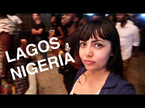 EMIRATES CABIN CREW| FOLLOW ME AROUND LAGOS,NIGERIA