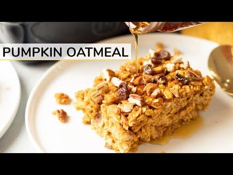 baked-pumpkin-oatmeal- -easy-+-healthy-recipe