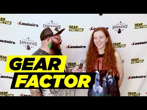 Code Orange's Reba Meyers: Her Hardcore Influences