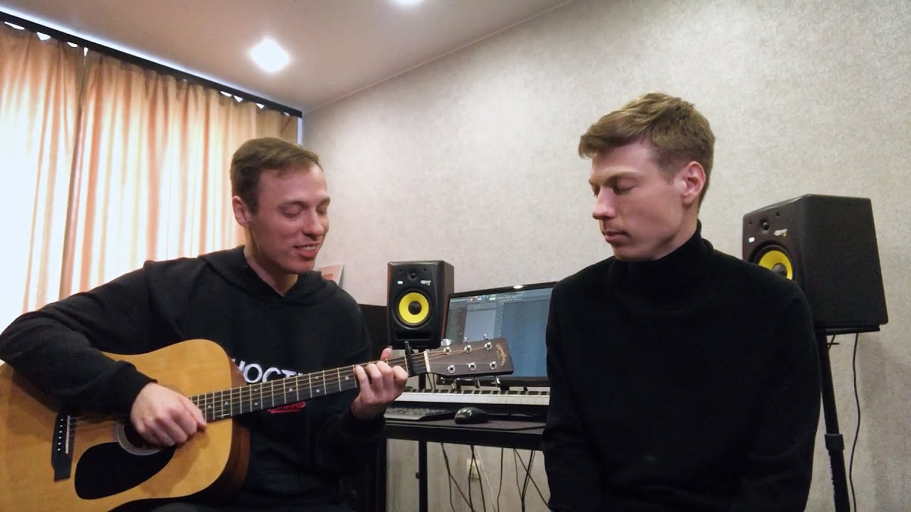 Dabro - Юность (под гитару)