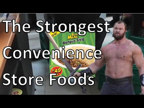 Masked Vlogger 005 - The Strongest Convenience Store Foods