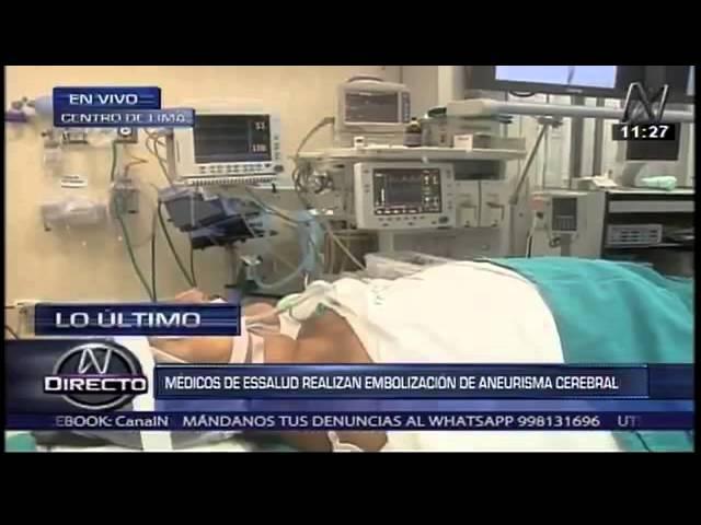 embolización de próstata hospitalaria al donante