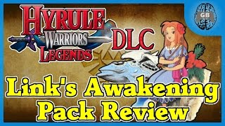 Link's Awakening Pack DLC Review - Hyrule Warriors Legends