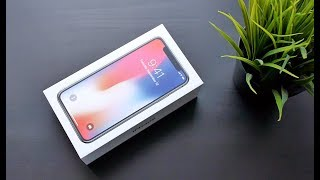 Обзор iPhone X: внешний вид, экран, жесты