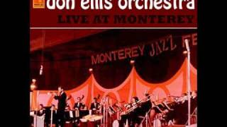 Don Ellis Orchestra - Beat Me Daddy, 7 To The Bar [Live At Monterey 1966]