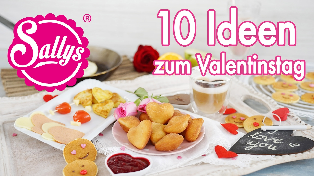 10 Fruhstucks Ideen Zum Valentinstag Brunch Youtube