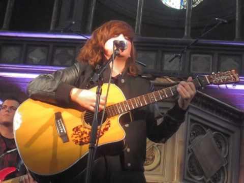 Joana Serrat - Summer On The Beach (Live @ Daylight Music, Union Chapel, London, 18/10/14)