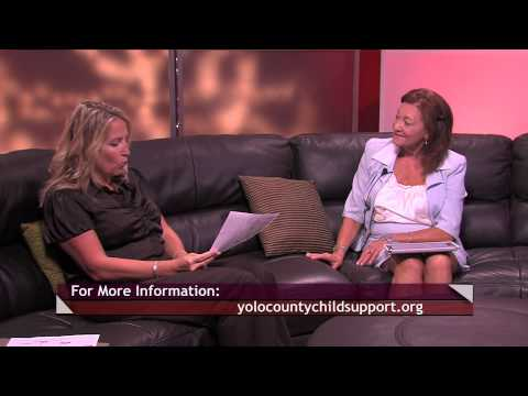 In The Studio - Yolo County Dept. of Child Support Services