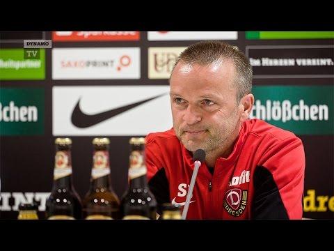 7. Spieltag | SVWW - SGD | Pressekonferenz vor dem Spiel