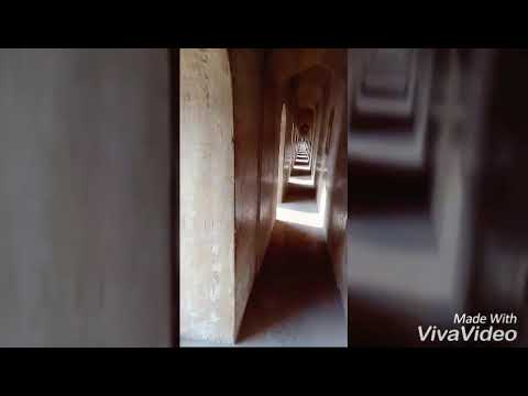 Labyrinth of Lucknow ... Ancient architecture !! Must watch !!
