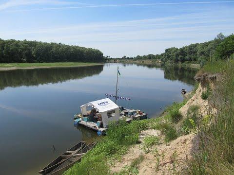 Сплав на плоту по реке Десна 2015 год, Сплав на плоту по річці Десна 2015