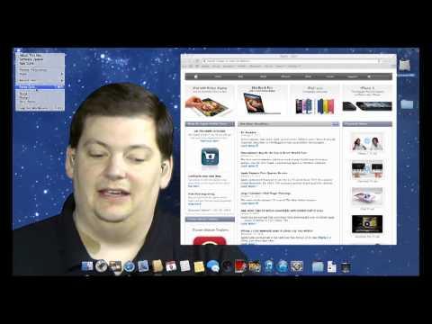 What is CTRLALTDEL on a Mac?  Mac Minute  Episode 26