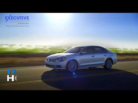 Executive Volkswagen - Introducing the 2018 Passat!