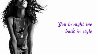 Joss Stone - Back in Style [Lyrics]