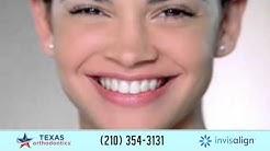 Invisalign in San Antonio from Texas Orthodontics