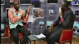 GEOPOLIS  (INVITÉ BERNARD NJONGA) EQUINOXE TV DU 28 JANVIER 2018