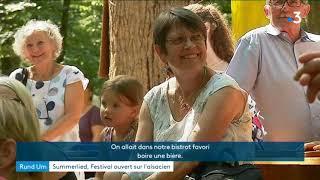 Summerlied, un festival où la langue alsacienne est encore bien présente