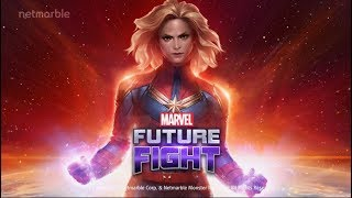 [MARVEL Future Fight] February Update! Marvel's Captain Marvel!