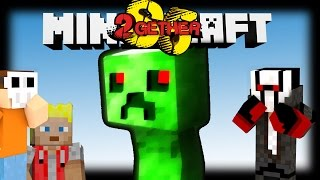 CREEPER IN DER SCHMIEDE! - Minecraft Together Show S5 Ep.65