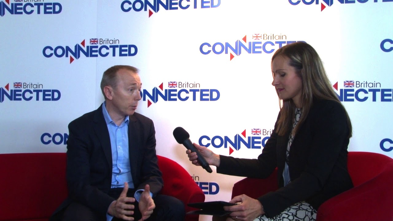 Interview with Ian Cunningham, Zayo Group at Connected Britain 2019