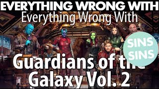 "Everything Wrong With ""Everything Wrong With Guardians of the Galaxy Vol. 2"""