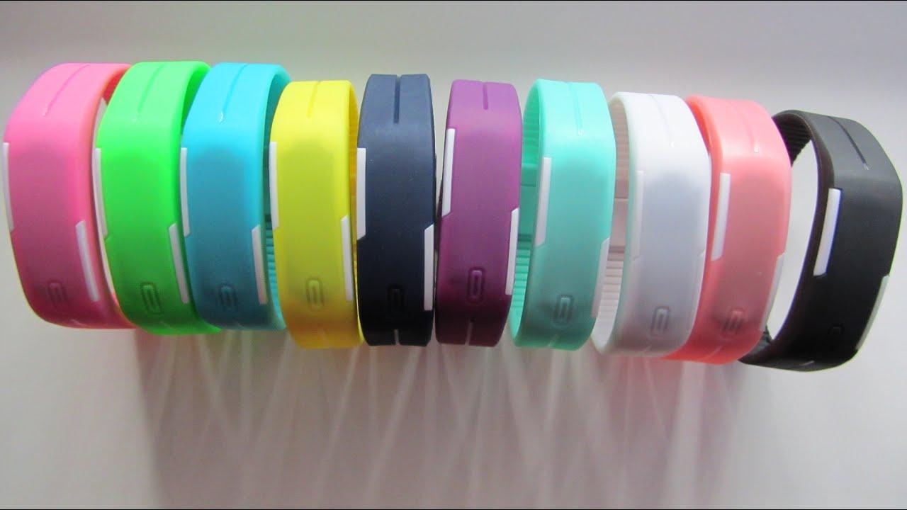 Смотреть Копия Casio G-Shock Китайские Часы Водонепроницаемые .