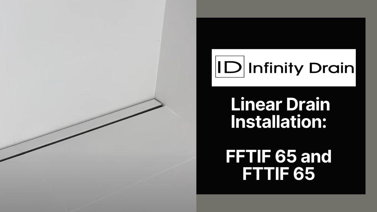 otto g strainer trench drain pin pinterest infinity drains