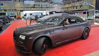 Rolls Royce Dawn MANSORY - Driving & Sound