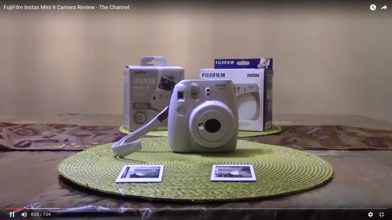 Fujifilm Instax Mini 9 Camera Review Plus Magnetic Case