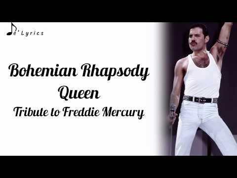Queen - Bohemian Rhapsody (Lyrics)