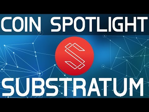 Substratum - Coin Spotlight / Review - Decentralized Free Internet