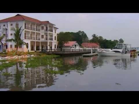 Cochin Tourism Attractions Places, Fort Kochi, Bolgatty Palace, Chinese Fishing Nets, Backwaters