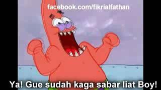 Spongebob Versi Sunda