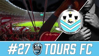 EXPANDING THE STADIUM?   Soccer Manager 2018 Gameplay   Tours FC Ep 27