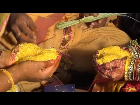 INDIAN MARRIAGE-FASCINATING WEDDING TRADITION-SOUTH-TELUGU SAMPRADAYAM