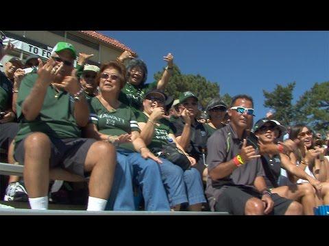 University of Hawaii Alumni Association rallies football fans on the road